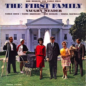 vaughn-meader-the-first-family-album-cover
